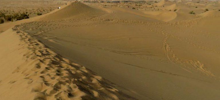 گالری چشم اندازهای زیبای کویر مصر و گرمه
