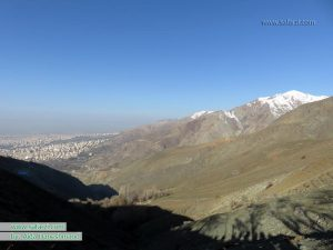 منطقه کوهستانی کلکچال
