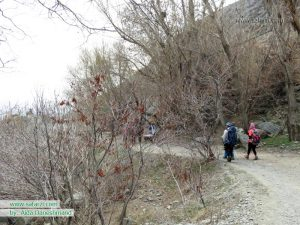 کوهپیمایی در کلکچال
