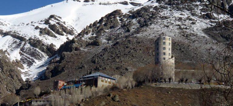 کلکچال: منطقه ای زیبا برای کوهنوردان و طبیعت دوستان