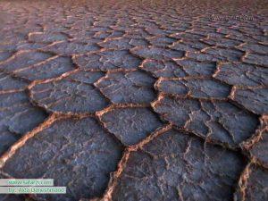 دریاچه ی نمک خور