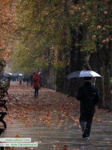 خیابان ولیعصر-تهران