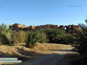 قلعه ساسانیان در گرمه