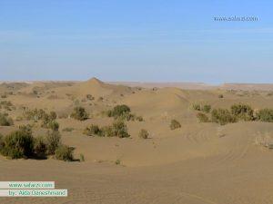 زیبایی کویر مصر