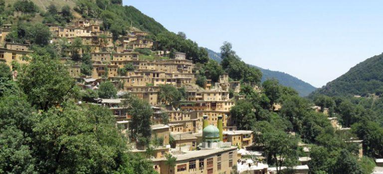 ماسوله؛ روستایی تاریخی و زیبا در قلب گیلان