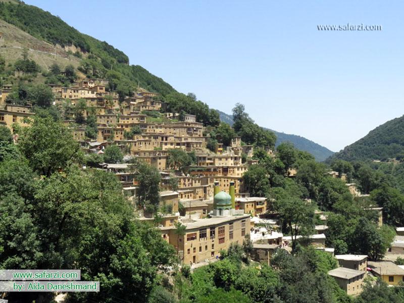 روستای زیبا و تاریخی ماسوله