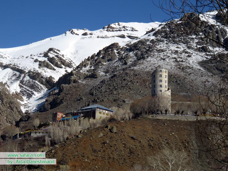 پناهگاه کلکچال، تهران