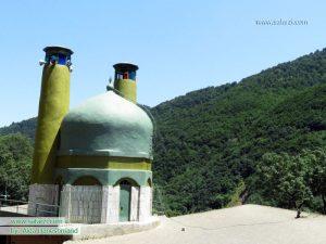امامزاده عون بن محمد در روستای ماسوله