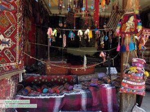صنایع دستی روستای زیبای ماسوله